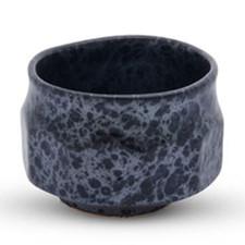 Tessa Black Sake Cup