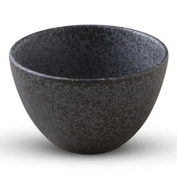 Image of Black Alloy Sake Cup