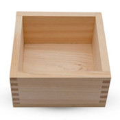 Hinoki Wood Large Box