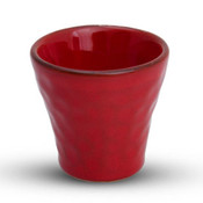 Siena Red Sake Cup