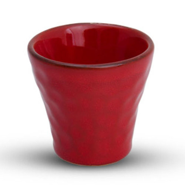 Image of Siena Red Sake Cup 1