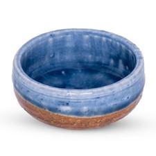 Indigo Blue Sauce Dish