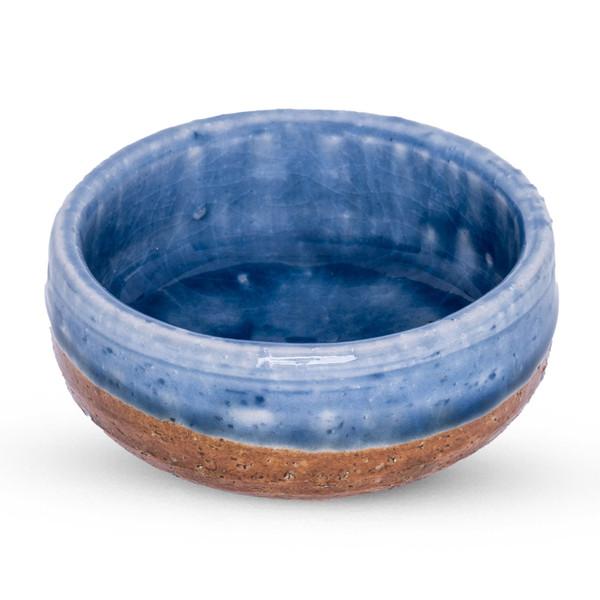 Image of Indigo Blue Sauce Dish 1