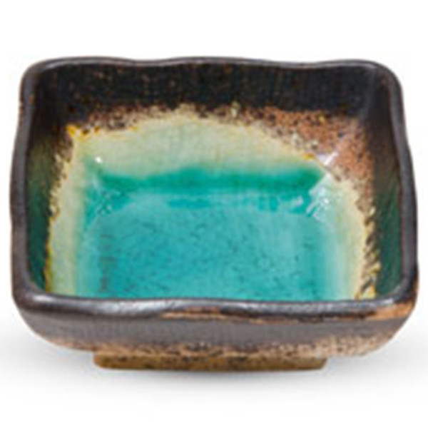 Image of Toruko Nanban Square Sauce Dish