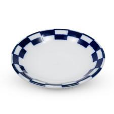 Ichimatsu Blue Sauce Dish
