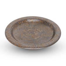 Miroku Black Round Condiment Dish