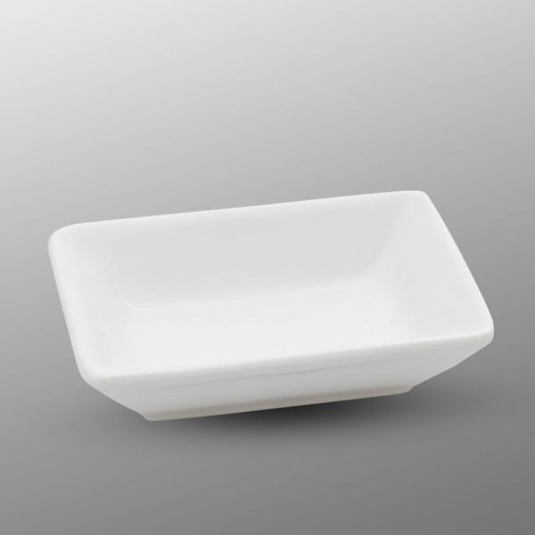 Image of Korin Durable White Deep Sauce Dish