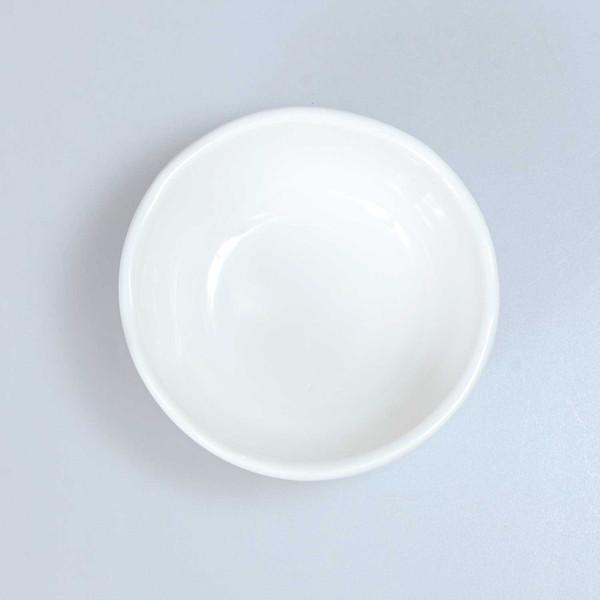 Image of Korin Durable White Sauce Dish 2