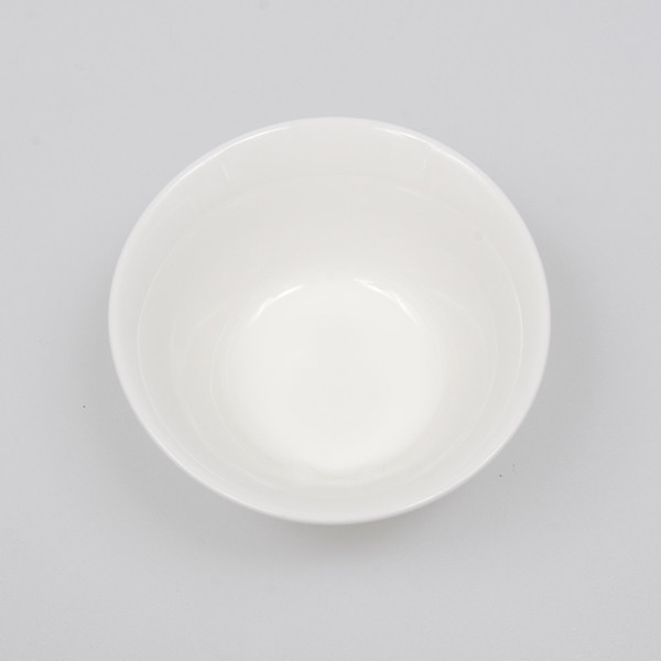 Image of Korin Durable White Lined Sauce Bowl 2
