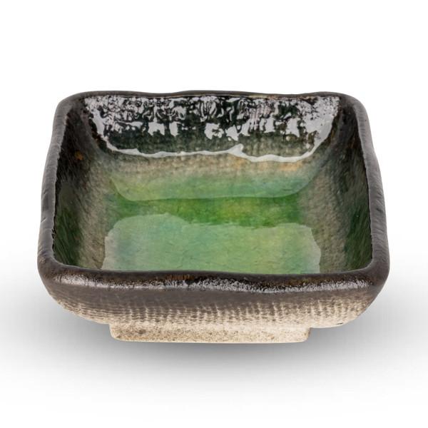 Image of Ariake Green Square Sauce Dish