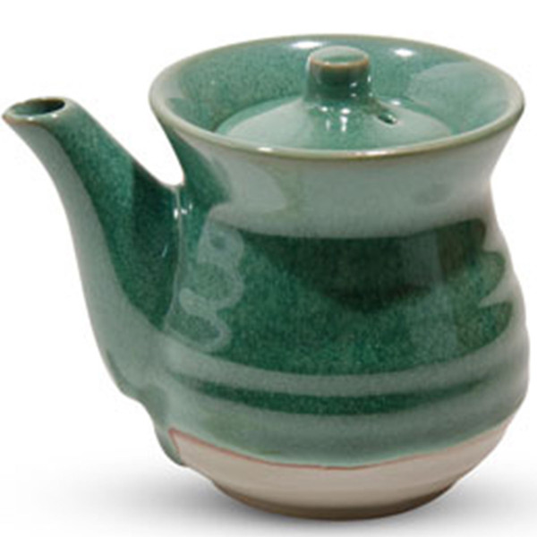 Image of Green Soy Sauce Pot
