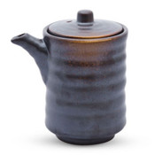 Graphite Amber Sauce Pot