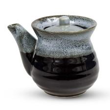 Black Gray Sauce Pot