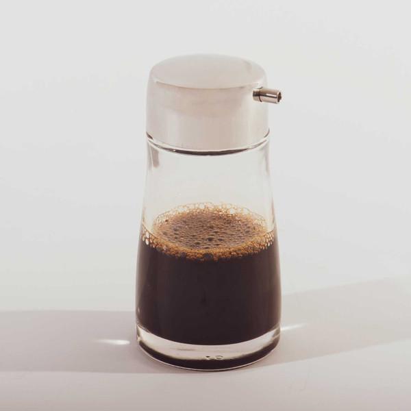 Image of Glass Sauce Dispenser 2