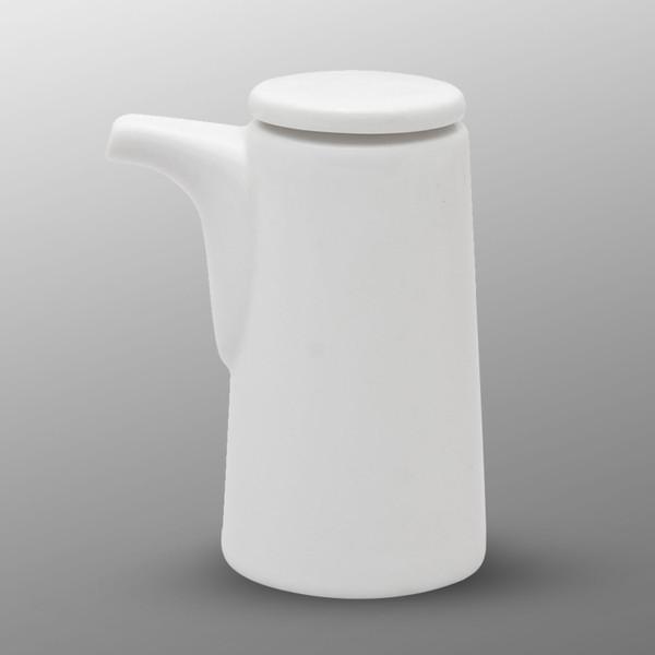 Image of Korin Durable White Sauce Dispenser