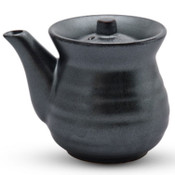 Tessa Black Sauce Pot