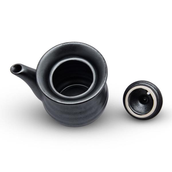Image of Tessa Black Sauce Dispenser 2