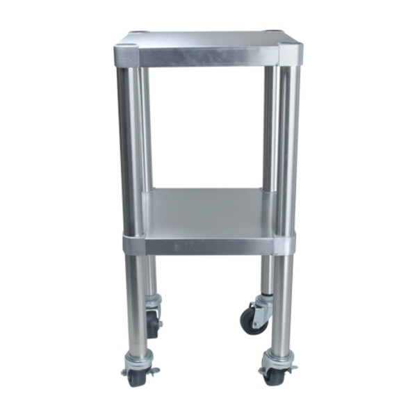 Image of Stainless Rice Warmer Stand with Caster