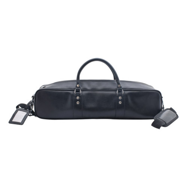 Image of Black Synthetic Knife Bag 1