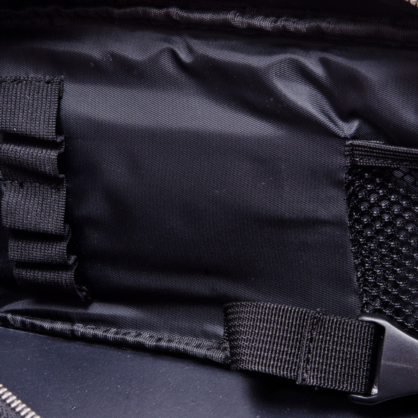 Image of Black Synthetic Knife Bag 2