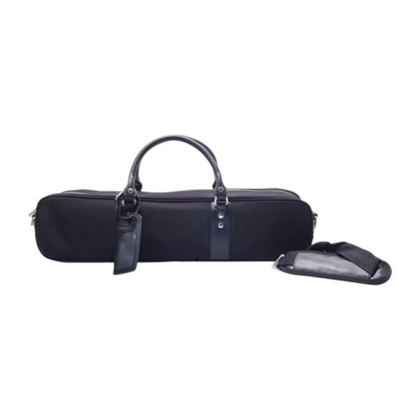 Image of Black Nylon Knife Bag 1
