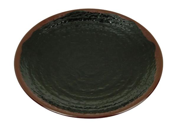 Image of Tenmoku Melamine Plastic Kyoto Plate (Price By DZ)