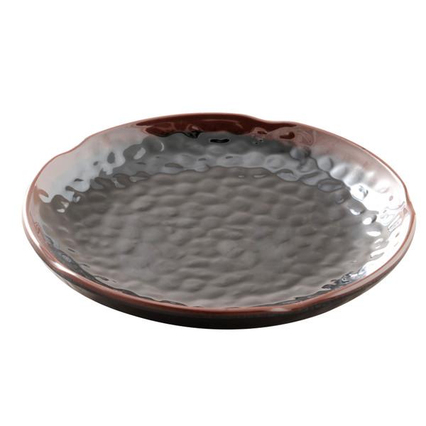 Image of Tenmoku Melamine Plastic Zen Plate (Price By DZ)