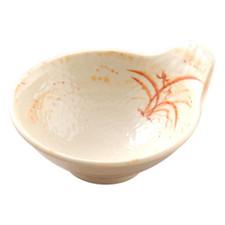 Gold Orchid Melamine Plastic Tempura Sauce Bowl (Price By DZ)