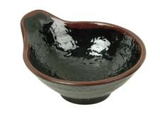 Tenmoku Melamine Plastic Tempura Sauce Bowl (Price By DZ)
