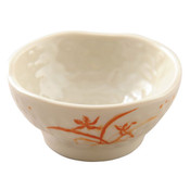 Gold Orchid Melamine Plastic Zendai Bowl (Price By DZ)