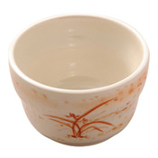 Gold Orchid Melamine Plastic Yunomi Mug (Price By DZ)
