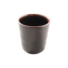 Tenmoku Black Melamine Teacup (Price By DZ)