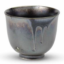 Bronze Grazed Tea Cup