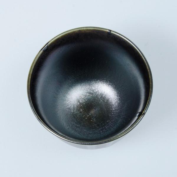 Image of Bronze Grazed Tea Cup 2