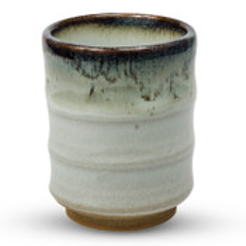 Unofu White Tea Cup
