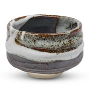 Shinshun Gray Matcha Bowl