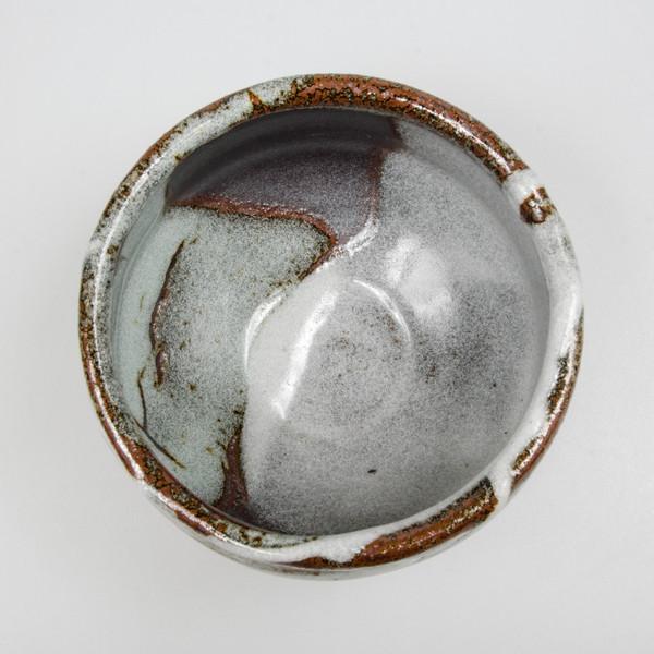 Image of Shinshun Gray Matcha Bowl 2