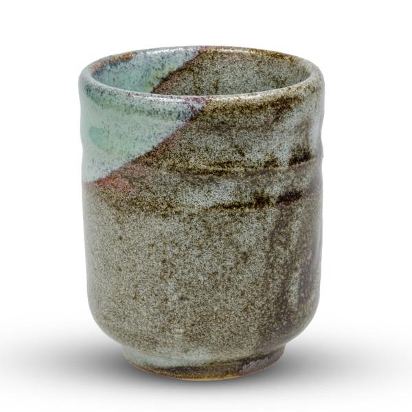 Image of Kiseto Gray Teacup 1