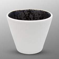 White Ink Black Teacup