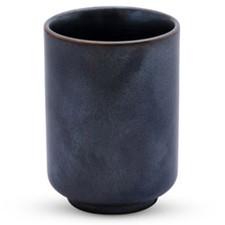 Tessa Black Small Teacup