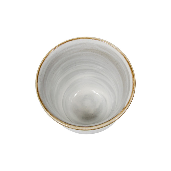 Image of Kohiki Gray Round Tea Cup 2