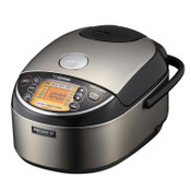 Zojirushi NP-NWC10 Induction Heating Pressure Rice Cooker & Warmer 5.5 Cups