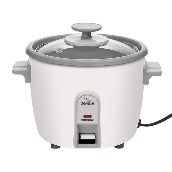 Image of Zojirushi Rice Cooker and Steamer 3 Cups