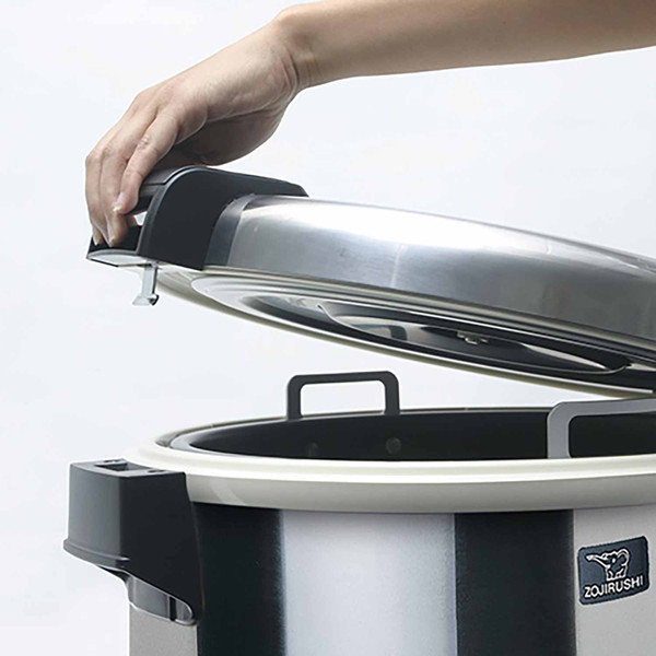 Image of Zojirushi Electric Rice Warmer 44 Cup THA-803S 2