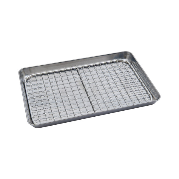 Image of Stainless Steel Pan 2
