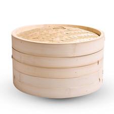 """Bamboo Steamer 10"""" (25 cm)"""