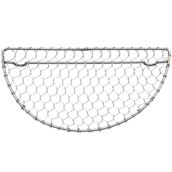 """Image of Stainless Net for Tonkatsu 5.75""""L 1"""