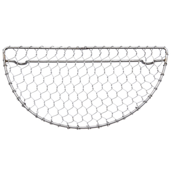 "Image of Stainless Net for Tonkatsu 7""L x 3.5""W 1"