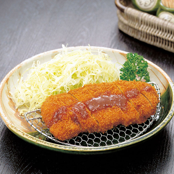 "Image of Stainless Net for Tonkatsu 7""L x 3.5""W 2"