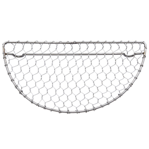 """Image of Stainless Net for Tonkatsu 7.5""""L x 4""""W 1"""